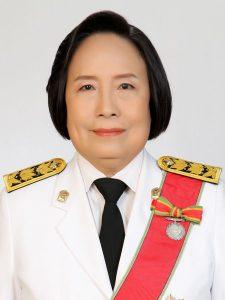 ศาสตราจารย์เกียรติคุณ ดร.ชุติมา สัจจานันท์
